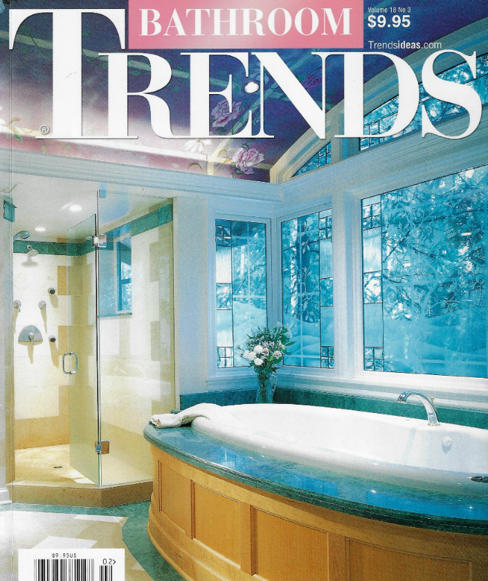 Bathroom Trends 705x840