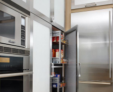 Efficient pantry storage