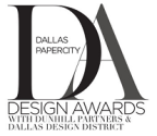 Dallas Papercity Design Awards Winner with Dunhill Partners and Dallas Design District