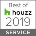 Best of Houzz 2019 Service Award for Interior Design