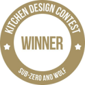 Sub-Zero Wolf Kitchen Design Contest Award Winner