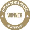 Sub-Zero Wolf Kitchen Design Contest Award Winner